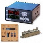 Panel Mounting Temperature Controllers | Heat Seal Controllers | Thermostats | Complete Temperature Control Systems | Indicators